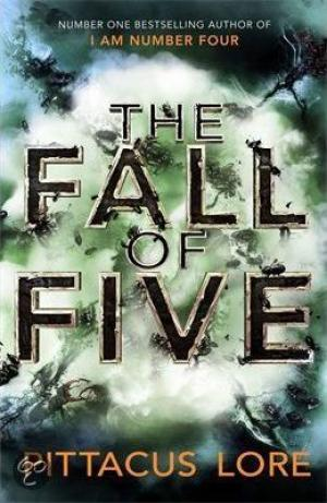 The Fall of Five : Lorien Legacies Book 4