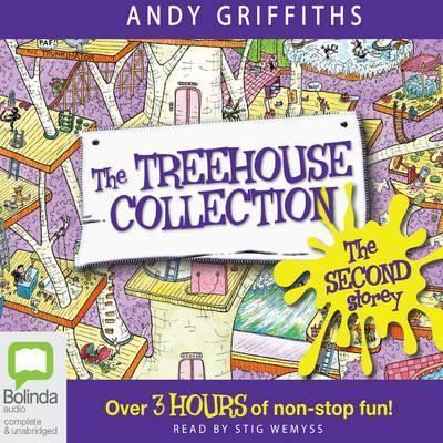The Treehouse Pack: The Second Storey