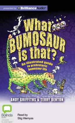 What Bumosaur Is That? : A Guide to Prehistoric Bumosaur Life